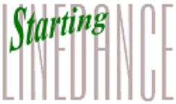 logo starting linedance