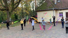 Kids Poi Twirling 2